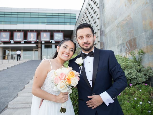 El matrimonio de Paz y Luiz