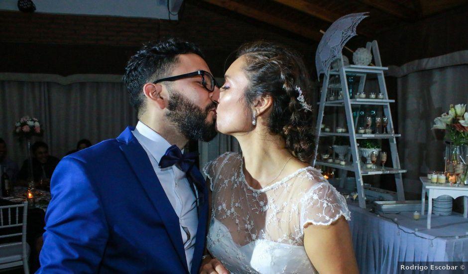El matrimonio de Claudio y Yaniree en Rancagua, Cachapoal