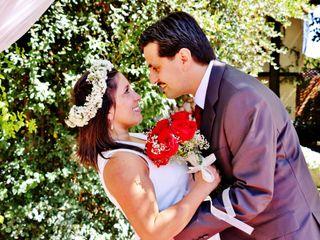 El matrimonio de Verónica y Alfonso