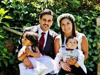 El matrimonio de Verónica y Alfonso 2
