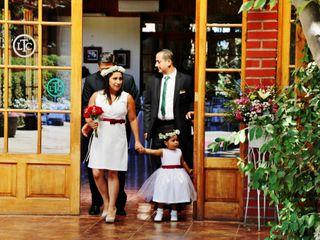 El matrimonio de Verónica y Alfonso 3