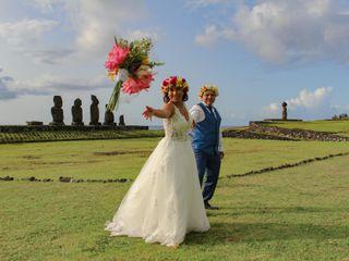 El matrimonio de Ingrid y Yerko 2