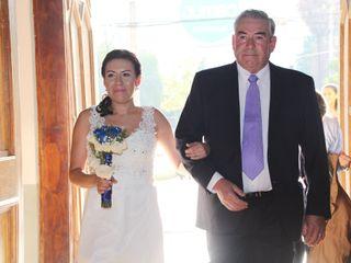 El matrimonio de Mireya y Alejandro 1
