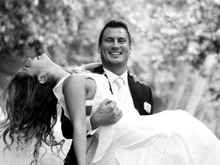 El matrimonio de Ximena y Marcelo