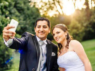 El matrimonio de Ernesto y Yolanda