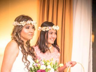 El matrimonio de Cellina  y Héctor  1