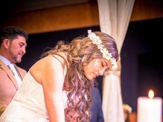El matrimonio de Cellina  y Héctor  3