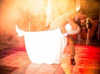 El matrimonio de Cellina  y Héctor