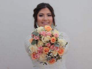 El matrimonio de Nicole y Christopher  1