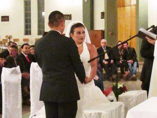 El matrimonio de Viviana  y Cristian 2