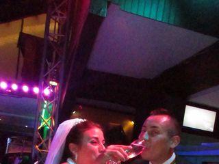El matrimonio de Viviana  y Cristian 3