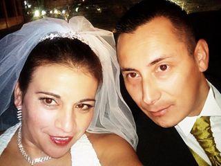 El matrimonio de Viviana  y Cristian