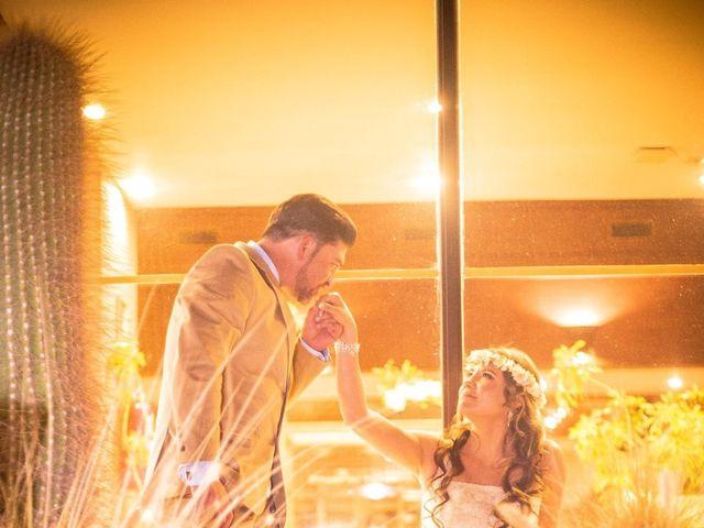 El matrimonio de Héctor  y Cellina  en Calama, El Loa 5