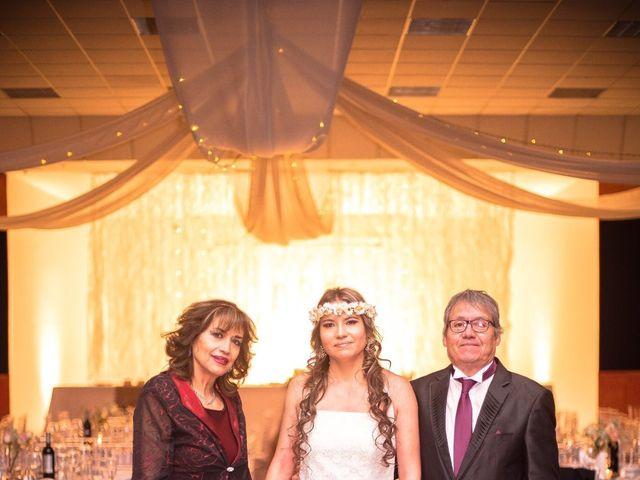 El matrimonio de Héctor  y Cellina  en Calama, El Loa 14