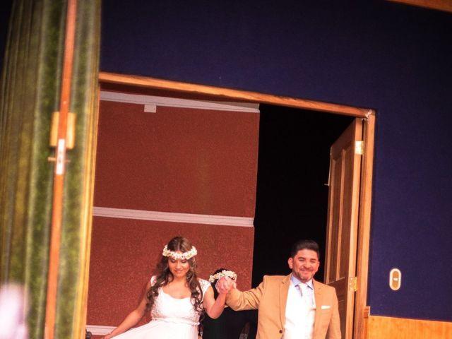 El matrimonio de Héctor  y Cellina  en Calama, El Loa 18