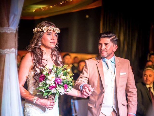 El matrimonio de Héctor  y Cellina  en Calama, El Loa 20