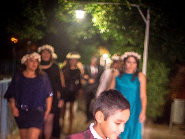 El matrimonio de Héctor  y Cellina  en Calama, El Loa 21