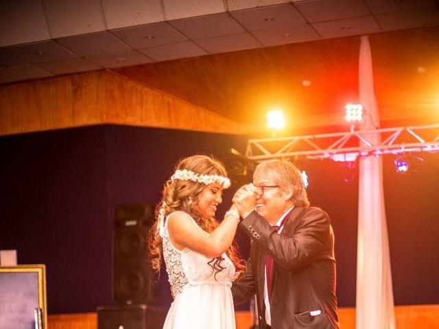 El matrimonio de Héctor  y Cellina  en Calama, El Loa 22