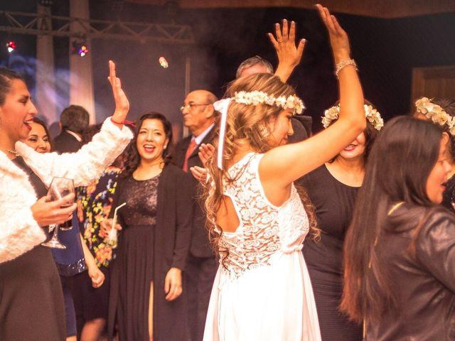 El matrimonio de Héctor  y Cellina  en Calama, El Loa 24