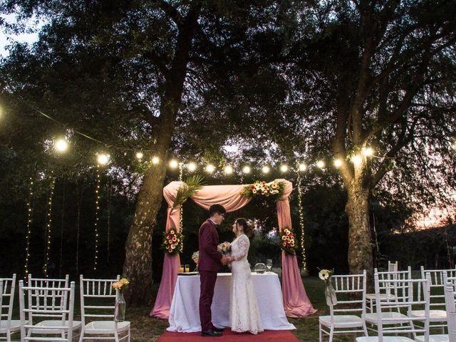 El matrimonio de Nicole y Christopher