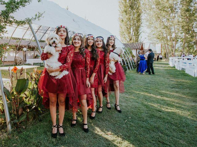 El matrimonio de Isaias y Mara en Coinco, Cachapoal 14
