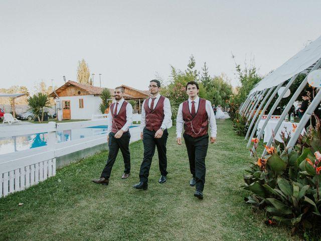 El matrimonio de Isaias y Mara en Coinco, Cachapoal 17