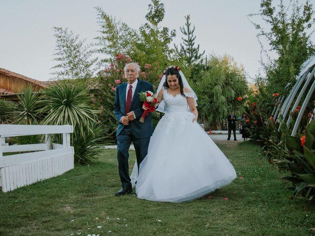 El matrimonio de Isaias y Mara en Coinco, Cachapoal 18