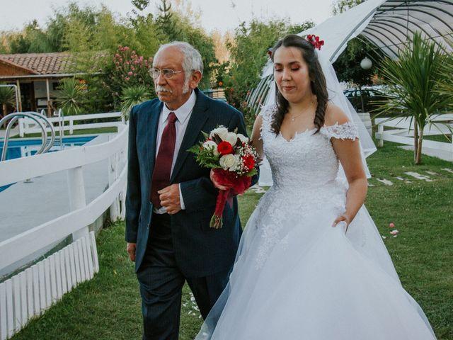 El matrimonio de Isaias y Mara en Coinco, Cachapoal 19