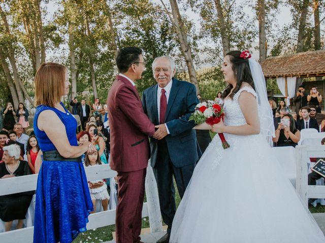 El matrimonio de Isaias y Mara en Coinco, Cachapoal 20