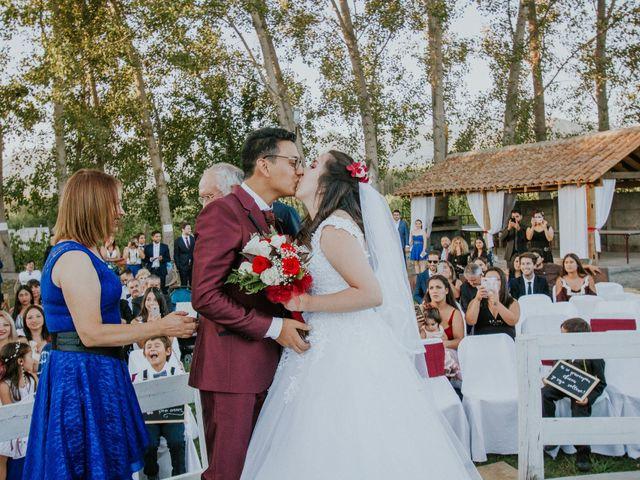 El matrimonio de Isaias y Mara en Coinco, Cachapoal 21