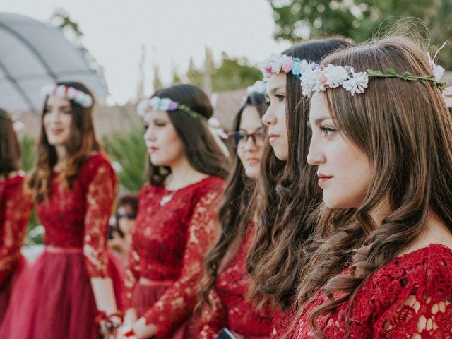 El matrimonio de Isaias y Mara en Coinco, Cachapoal 24