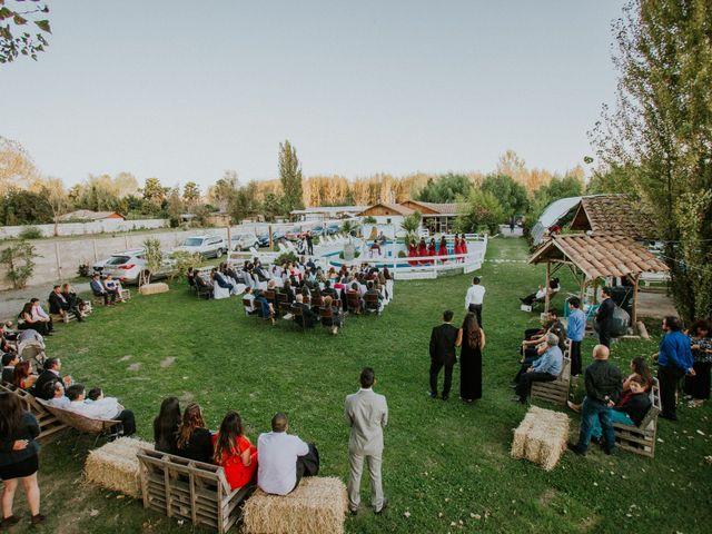 El matrimonio de Isaias y Mara en Coinco, Cachapoal 27