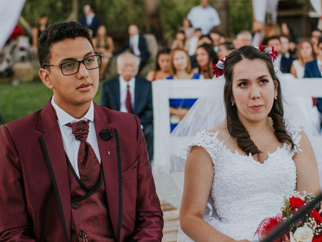 El matrimonio de Isaias y Mara en Coinco, Cachapoal 29