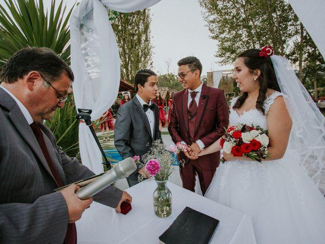 El matrimonio de Isaias y Mara en Coinco, Cachapoal 33