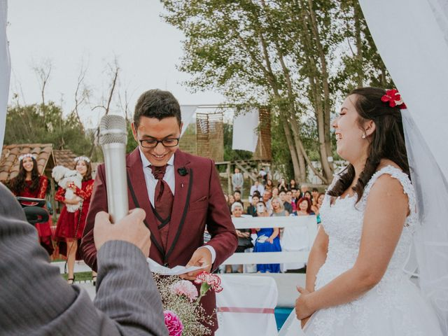 El matrimonio de Isaias y Mara en Coinco, Cachapoal 34