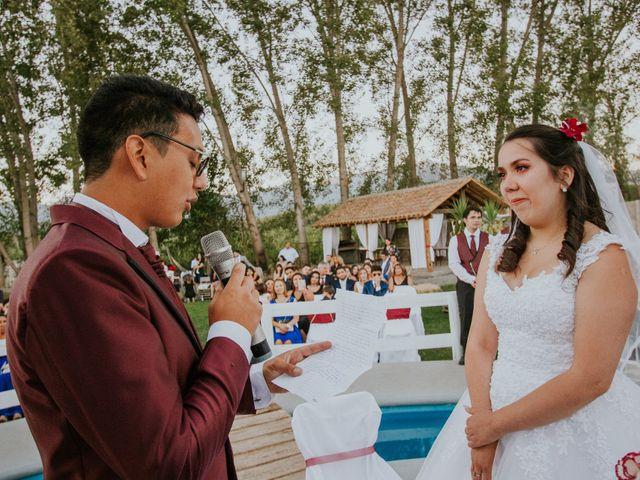 El matrimonio de Isaias y Mara en Coinco, Cachapoal 35