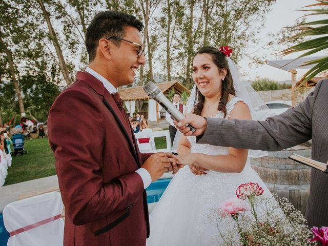 El matrimonio de Isaias y Mara en Coinco, Cachapoal 36