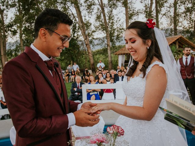 El matrimonio de Isaias y Mara en Coinco, Cachapoal 37