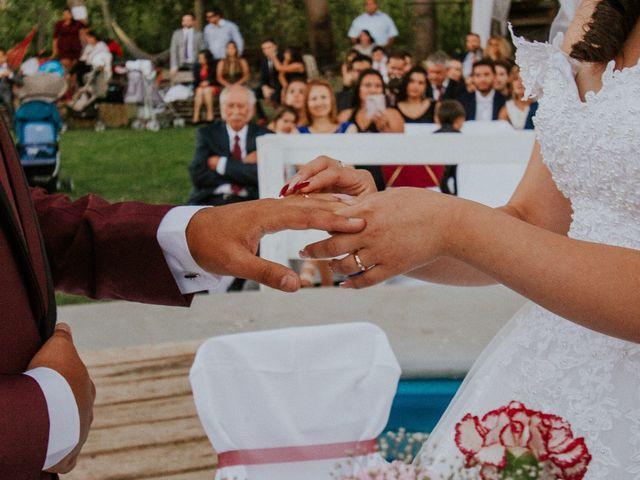 El matrimonio de Isaias y Mara en Coinco, Cachapoal 38