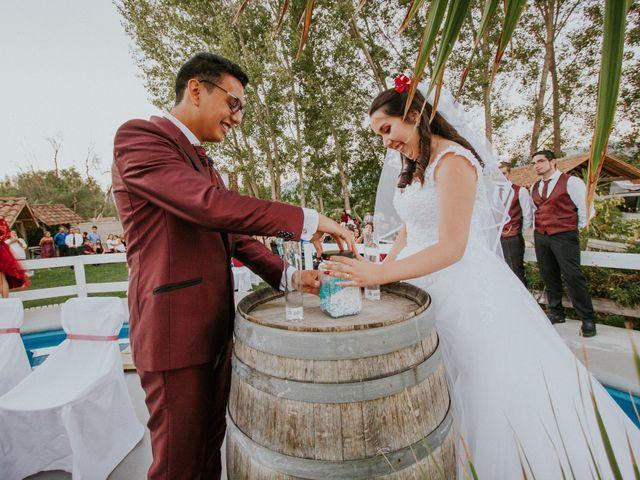 El matrimonio de Isaias y Mara en Coinco, Cachapoal 39