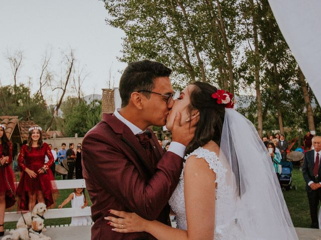El matrimonio de Isaias y Mara en Coinco, Cachapoal 42