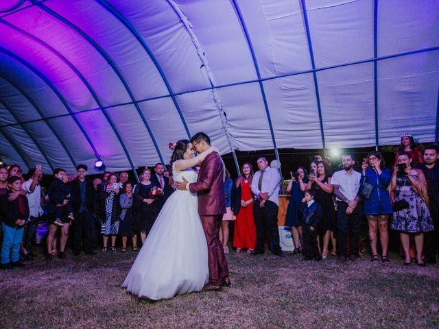 El matrimonio de Isaias y Mara en Coinco, Cachapoal 50