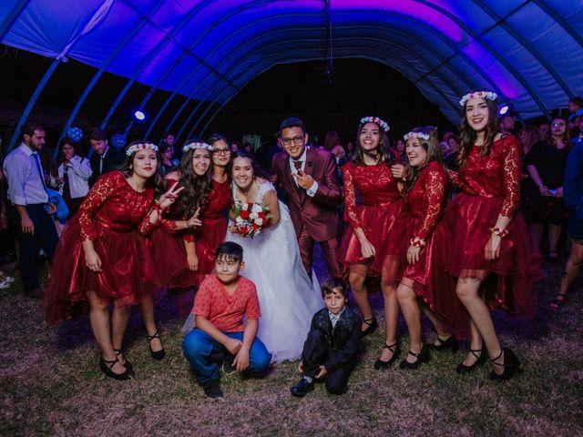 El matrimonio de Isaias y Mara en Coinco, Cachapoal 54