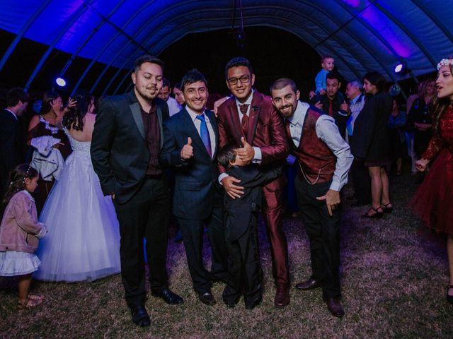 El matrimonio de Isaias y Mara en Coinco, Cachapoal 55