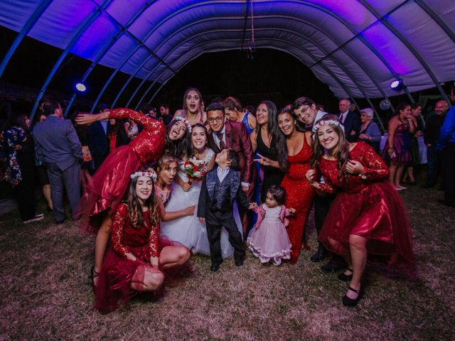 El matrimonio de Isaias y Mara en Coinco, Cachapoal 62