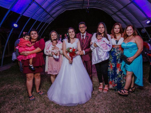 El matrimonio de Isaias y Mara en Coinco, Cachapoal 64