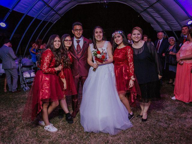 El matrimonio de Isaias y Mara en Coinco, Cachapoal 66