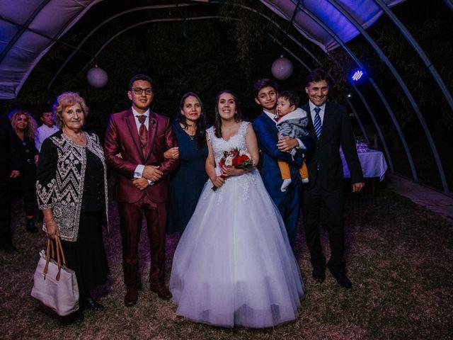 El matrimonio de Isaias y Mara en Coinco, Cachapoal 67