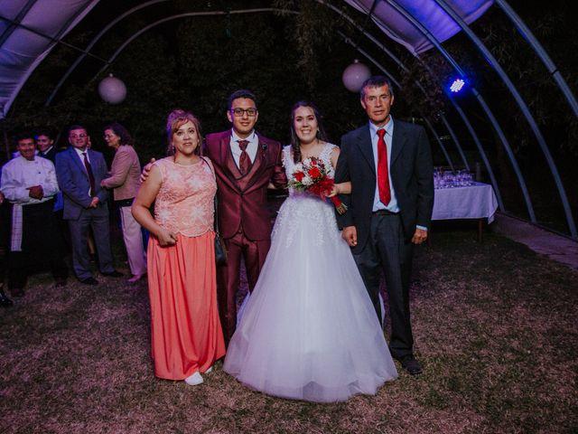 El matrimonio de Isaias y Mara en Coinco, Cachapoal 69