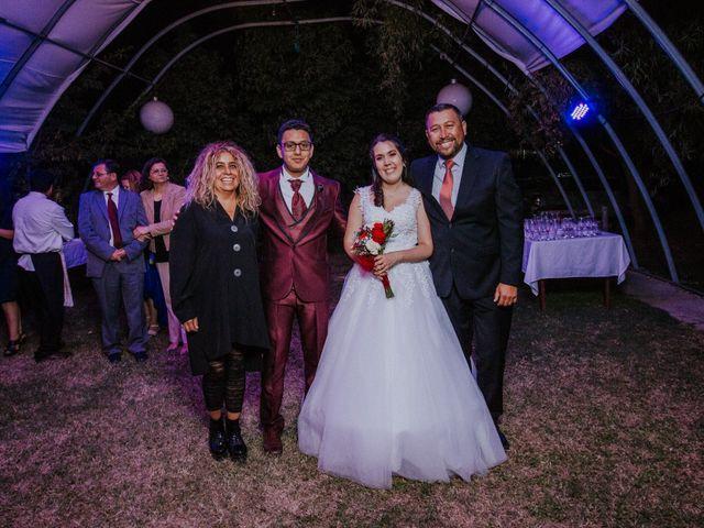 El matrimonio de Isaias y Mara en Coinco, Cachapoal 70